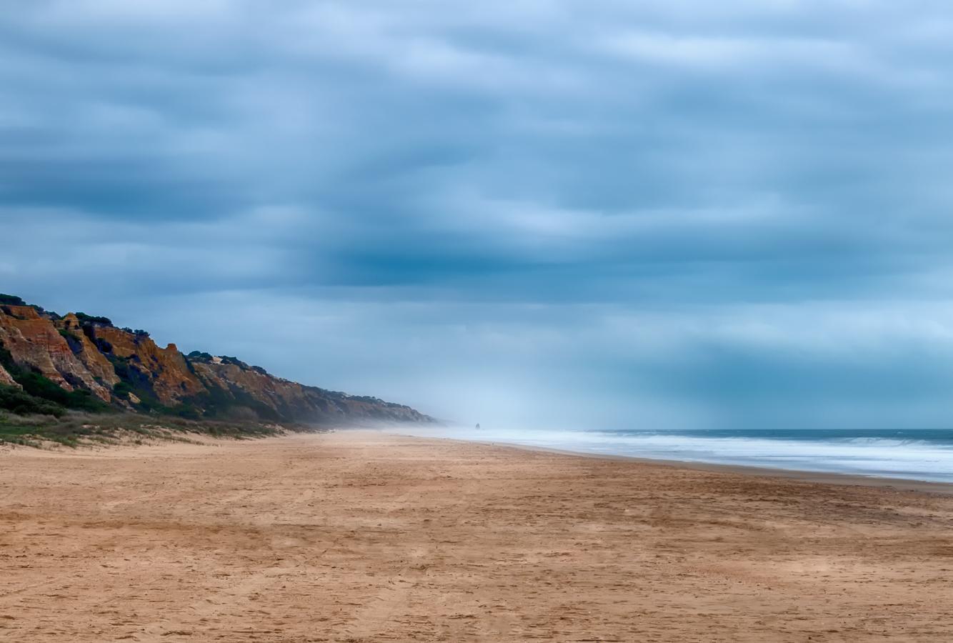 Fotografía de Miguel Portillo. Título: Horizontes de niebla.