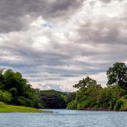 Fotografía de Miguel Portillo. Título: Río abajo